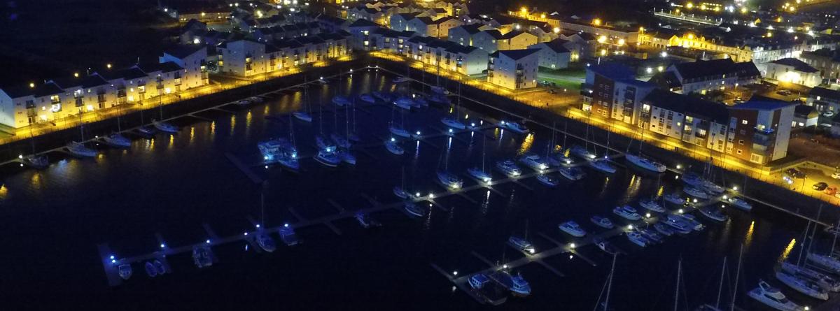 Ardrossan - Clyde Marina