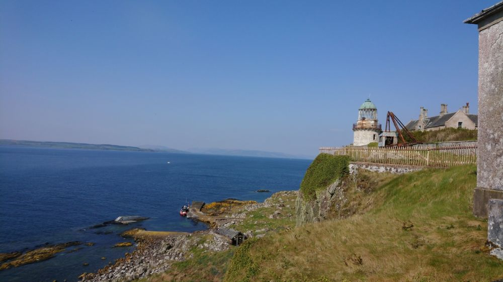 Cumbrae Lighthouse