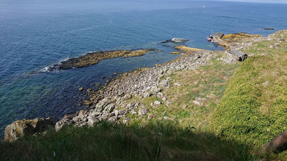 View from Cumbrae Lighthouse
