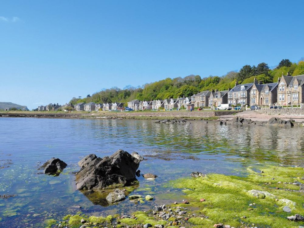 Trip to Millport & Largs